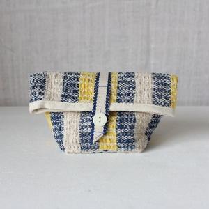 Gara-bou Pouch (Sunflower Stripe)