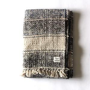 Gara-bou Medium Stole WS 50×190cm (Bolivian Gray)