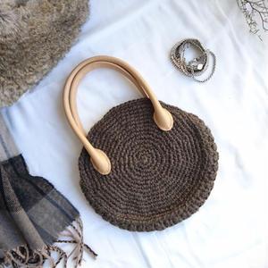 henpbag mini ブラウン
