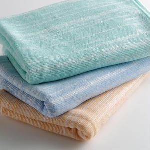 SUPER COOLING TOWEL / スーパークーリングタオルbamboo(バンブー)-シャワータオルにもなる抗菌冷感タオル-お得な2枚SET