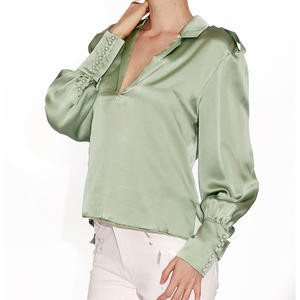 PEARLY SILK LONG SLEEVES