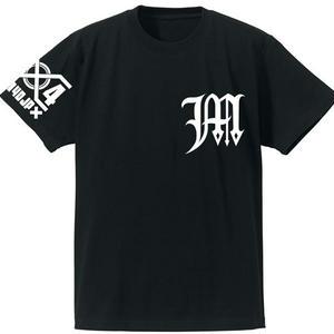 M4D2017 Tシャツ『エンブレムM』ブラック
