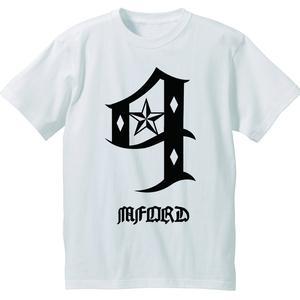 【値下げ】M4DJAPAN No,4  Tシャツ (WH)
