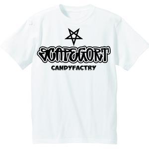 S★CF TシャツNoSC-01 ホワイト
