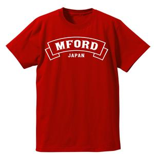 M4D スプリングTシャツ(レッド)