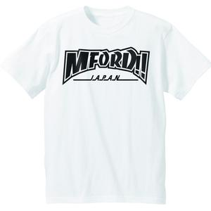 M4D-JAPANTシャツ ホワイト