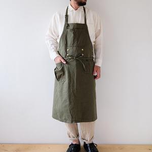 cotton 2way apron