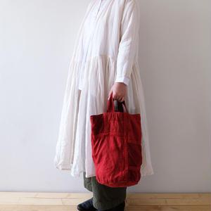 patchwork bag A(茜)