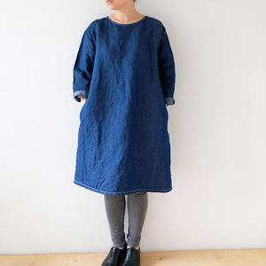 denim one piece dress