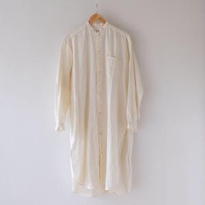 リネンロングシャツ/Men's