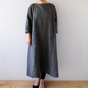menasa wide one piece dress/Lady's