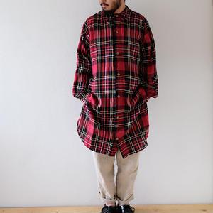 check long shirts/Men's