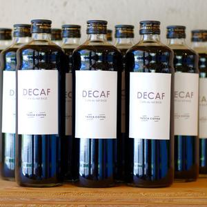 カフェオレベース ノンカフェイン DECAF 1ケース (12本入り)