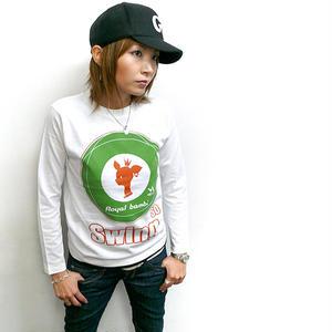 予約販売中☆sp019lt - Swing 60 ロングスリーブTシャツ - BPGT -G-( モッズ UK Mod's ロンT 長袖Tシャツ カットソー )