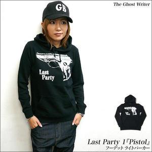 ☆特別プライス☆ tgw011pk - Last Party 1『Pistol』フーデット ライトパーカー -G- パンク ロック アメカジ プルオーバー スウェット
