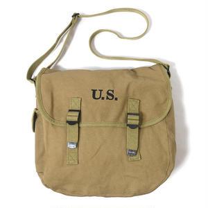 m1936-cy - US type M1936 ミュゼットバッグ (コヨーテ)【レプリカ】R- ミリタリーバッグ ショルダー カーキ ベージュ BAG