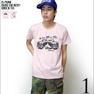 2weekセール!! sp035ut - fateful 4 UネックTシャツ -G- パンクTシャツ グラフィック プリント 半袖 カットソー メンズ レディース  のコピー