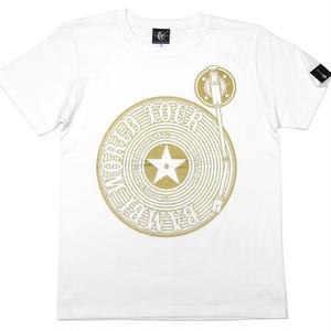 sp004tee-wh - Bambi World Tour Tシャツ (ホワイト)-G- 半袖 大きいサイズ ROCK バンドTシャツ カジュアル かっこいい 白色