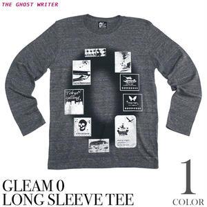 tgw023-tlt - Gleam 0(ゼロ) ネオビンテージ ロングスリーブTシャツ -G- 長袖Tシャツ ロンT ロック パンク アメカジ