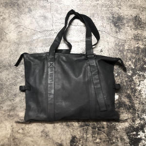 LEATHER 3WAY TOTE BAG