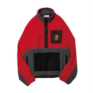 EVISEN SKATEBOARDSゑ®︎ | BUSHI FLEECE JK (RED)
