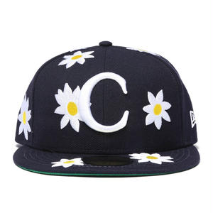 "Carrots by Anwar Carrots | Carrots × Mark Mcnairy ""C"" DAISY NEW ERA FITTED - NAVY"