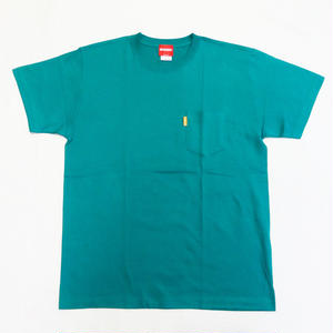 Oh!theGuilt | BASIC POCKET  S/S T-SHIRT(アップルグリーン)