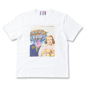 SON OF THE CHEESE | Tiger groom Tee(WHITE)