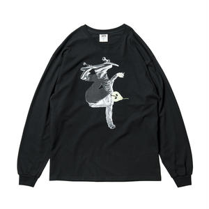 Tightbooth / LA FRANCE MAN L/S (BLACK)