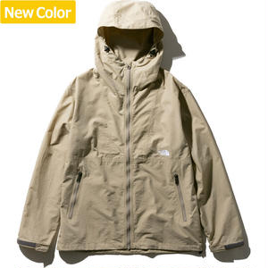THE NORTH FACE | COMPACT JACKET (WB/ツイルベージュ)