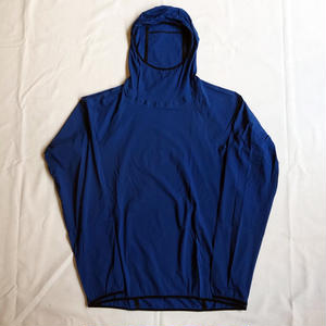 GOLD WIN| NYLON STRETCH PULL OVER(ロイヤルブルー)