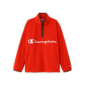 XLARGE® | 【XLARGE×champion】POLARTEC WIND PRO FLEECE JACKET(オレンジ)