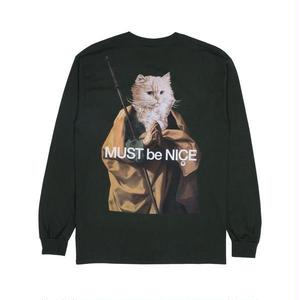 RIPNDIP |  Nermus L/S (Hunter Green)
