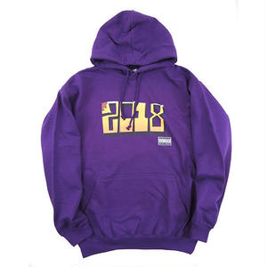 TACORIDE | DOGG OF THE YEAR HOODIE (ULTRA VIOLET)