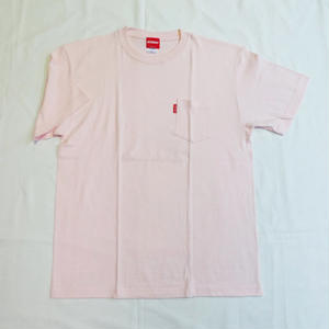 Oh!theGuilt | BASIC POCKET  S/S T-SHIRT(ライトピンク)