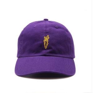 CARROTS   SIGNATURE CARROT BALL CAP(PURPLE CARROT)