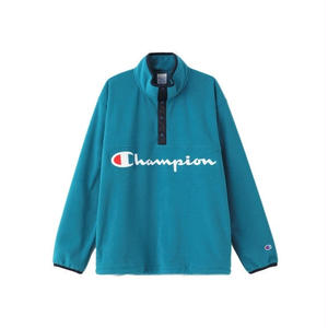 XLARGE® | 【XLARGE×champion】POLARTEC WIND PRO FLEECE JACKET(ライトトグリーン)