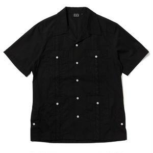 430 | S/S CUBA SHIRTS(BLACK)