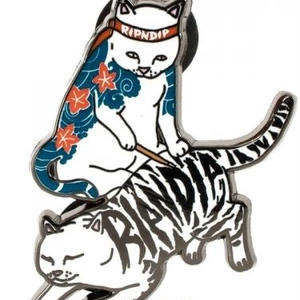 RIPNDIP | TATTOO NERMAL PIN