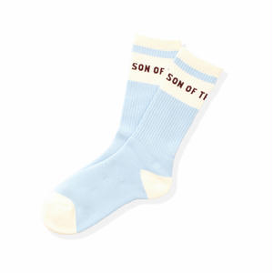 SON OF THE CHEESE | POOL SOX (BLUE)