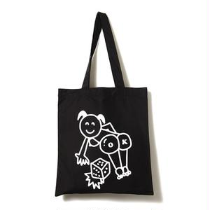 I&ME | OK DICE totebag(BLACK)