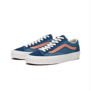VANS | Style36 VINTAGE SPORT (SAILOR BLUE/BLANC DE BLANC)