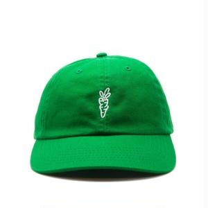 CARROTS | SIGNATURE CARROT BALL CAP(KELLY GREEN)