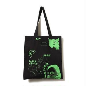I&ME | SUCKS Tote Bag(BLACK)