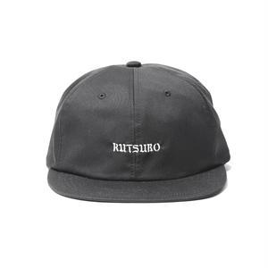 坩堝 | COOLMAX 6PANEL CAP(BLACK)
