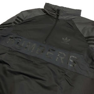 ADIDAS SKATEBOARDING × NUMBERS EDITION TRACK JACKET (ブラック)