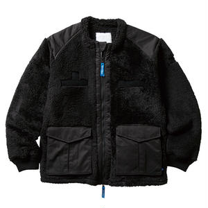 Liberaiders / TACTICAL FLEECE JACKET (BLACK)