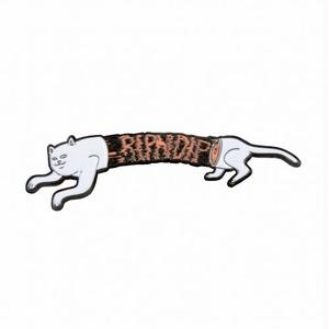 RIPNDIP | ZIPPER FACE PIN