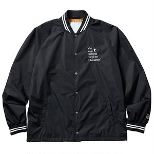 Liberaiders / DEVI STADIUM JACKET (BLACK)
