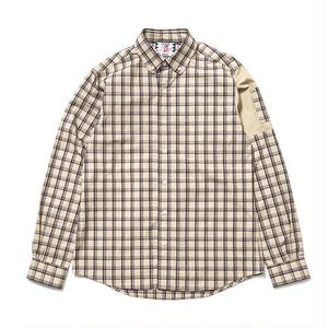 SON OF THE CHEESE | skin shirt(BEIGE)